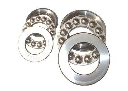 BA260-3W Excavator Bearing / Angular Contact Bearing 260*340*38mm